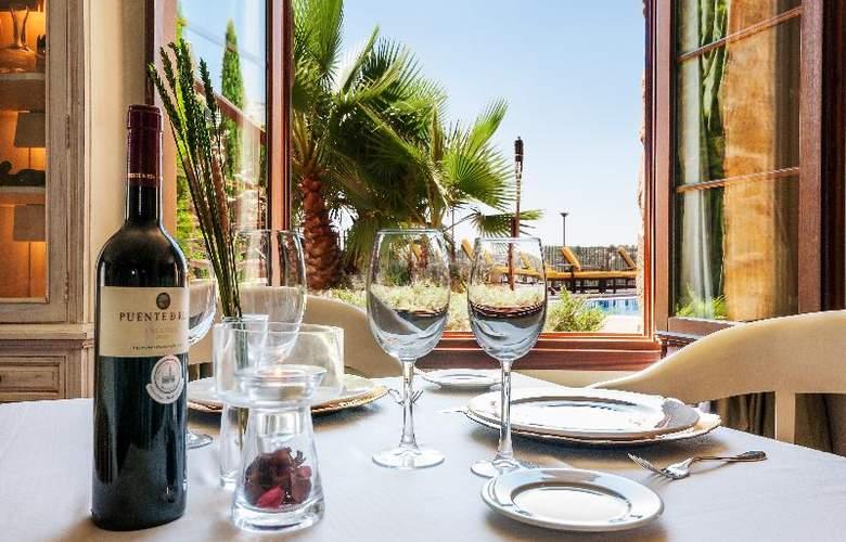 Villa de Alarcon - Restaurant - 28