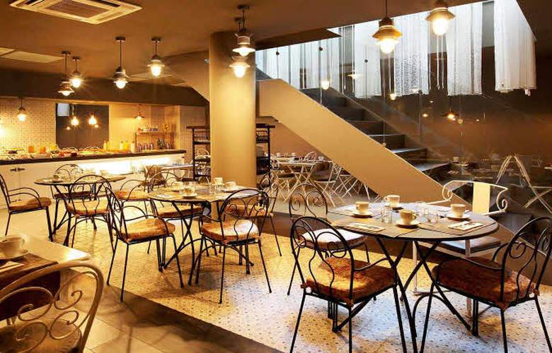 Two Hotel Barcelona By Axel - Restaurant - 5