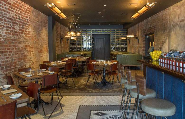 The Old No 77 Hotel & Chandlery - Restaurant - 16