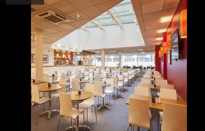 Travelodge London Central City Road - Restaurant - 8