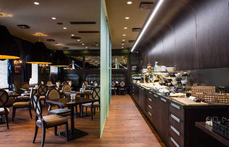 Metropole - Restaurant - 19