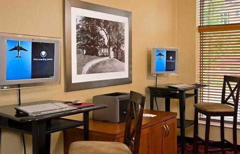 Residence Inn Alexandria Old Town South - Hotel - 10