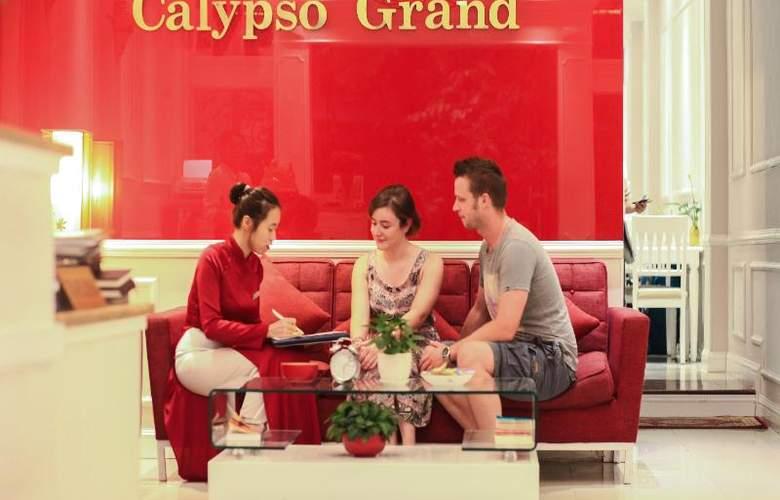 Calypso Grand Hanoi - Hotel - 4