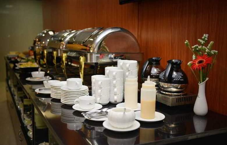 Golden Cyclo Hotel - Restaurant - 37