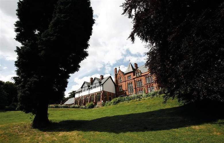 Best Western Bestwood Lodge - Hotel - 99