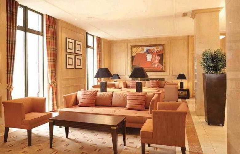 Best Western Reading Moat House - Hotel - 31