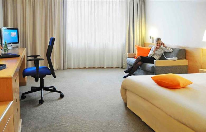 Novotel Krakow Centrum - Room - 18