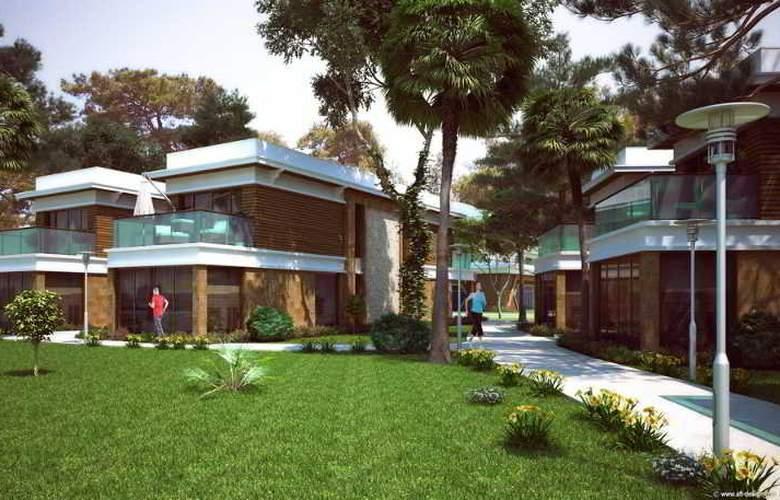 Nirvana Lagoon Villas Suites & Spa - Hotel - 5