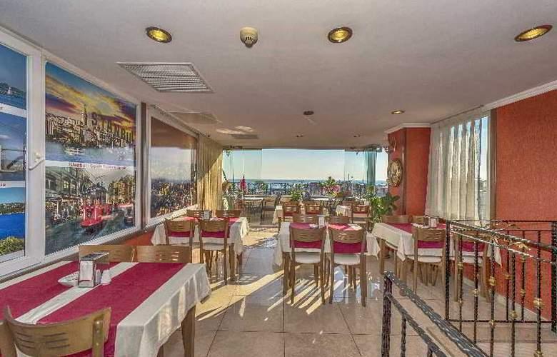 Elfida Suites Hotel - Restaurant - 27