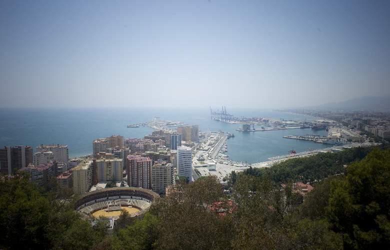 Parador de Malaga. Gibralfaro - Hotel - 6