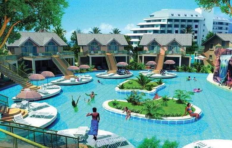 Long Beach Resort - Pool - 6
