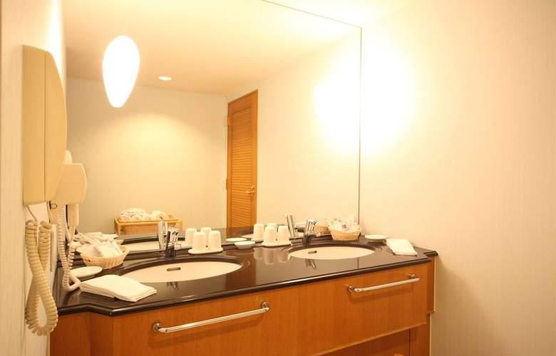 Hotel Metropolitan Nagano - Room - 8
