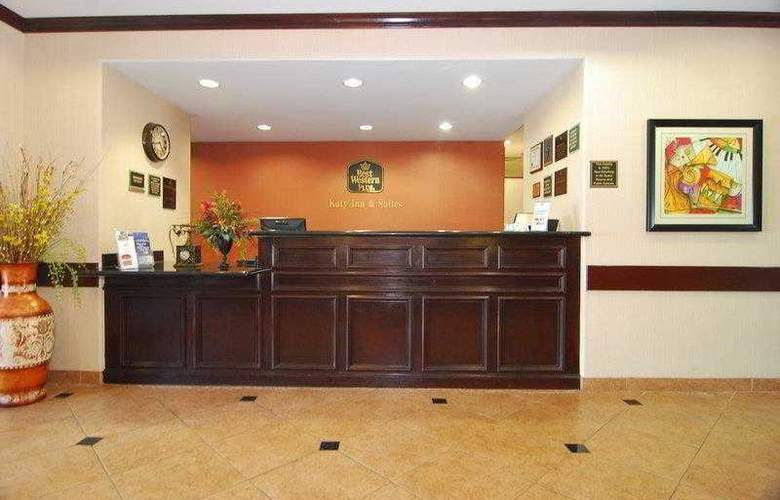 Best Western Plus Katy Inn & Suites - Hotel - 0