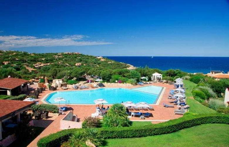 Grand Hotel In Porto Cervo - Pool - 10