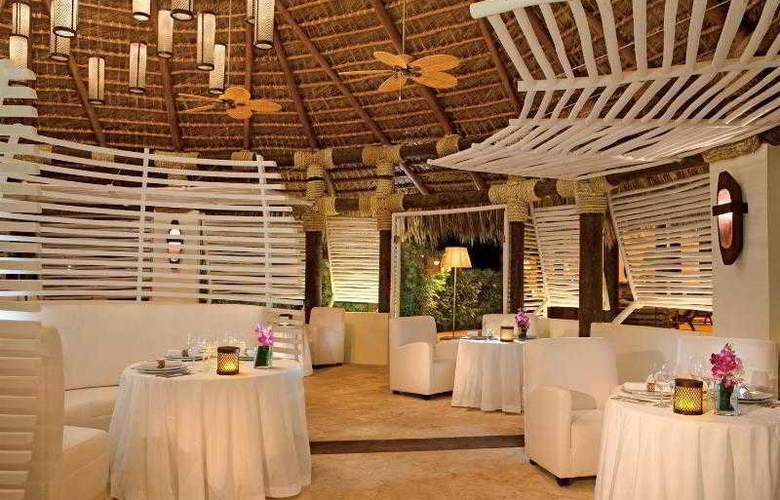 Zoetry Agua Punta Cana - Restaurant - 4