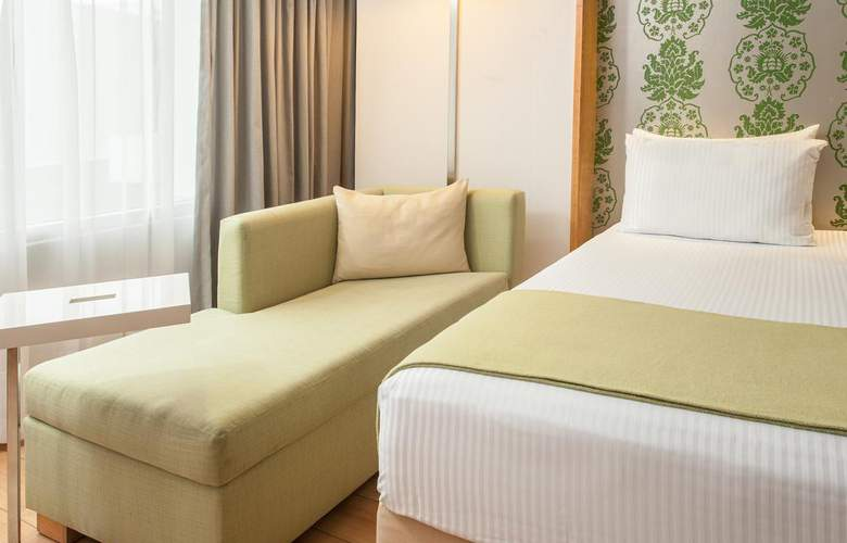 NH Collection Mexico City Airport T2 - Room - 17