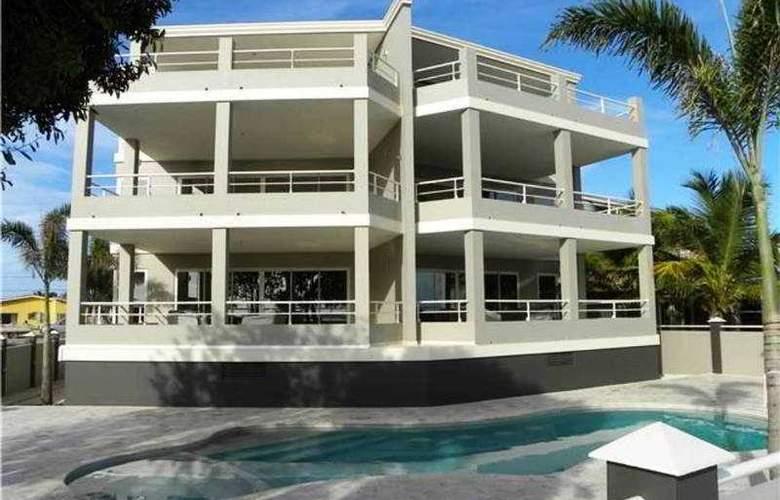 Bonaire Seaside Apartments - Pool - 5