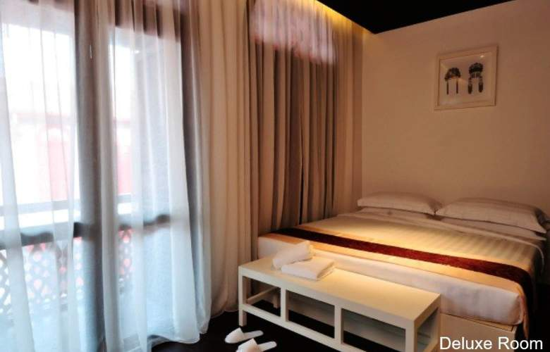 Santa Grand Lai Chun Yuen - Room - 12