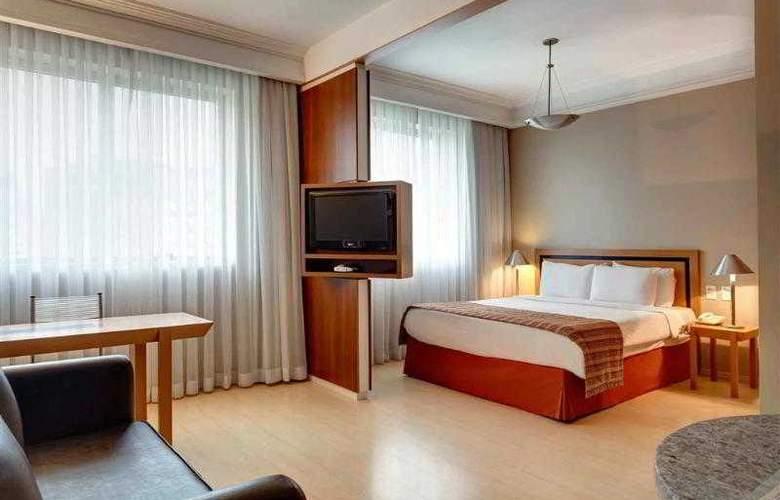 Mercure Belo Horizonte Lifecenter Hotel - Hotel - 11