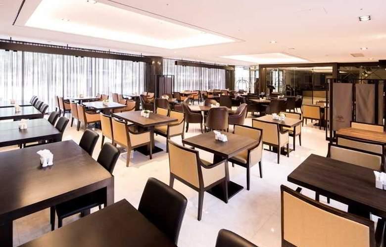 Golden Seoul Hotel - Restaurant - 56