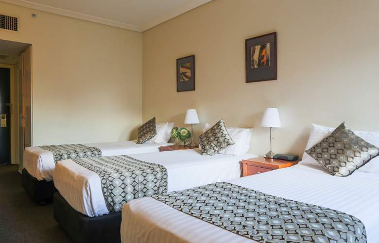 Capitol Square Hotel Sydney - Room - 10
