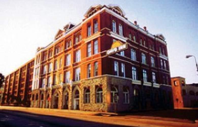 Inn at Ellis Square a Days Hotel - Hotel - 0