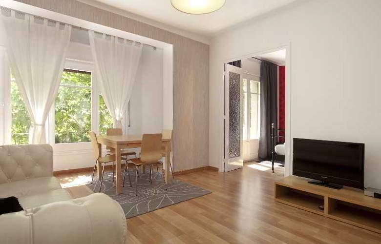 Suite Home Barcelona - Room - 6