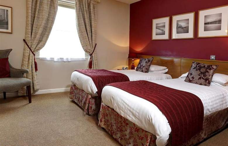 Dower House & SPA - Room - 95