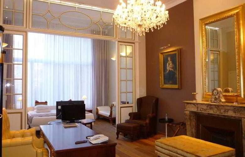 Best Western Plus Park Brussels - Hotel - 27