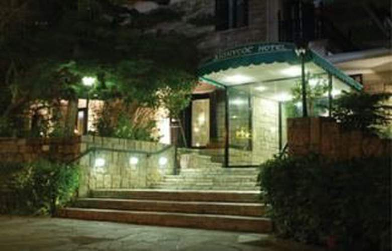 Dionysos Central Hotel - Hotel - 0