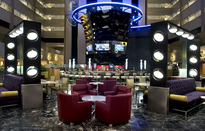 Marriott Marquis Times Square - Bar - 20