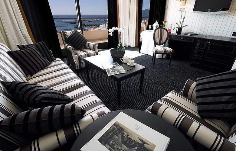 Majestic Barriere - Room - 3
