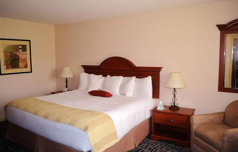 Best Western Plus Inn & Conference Center - Room - 46
