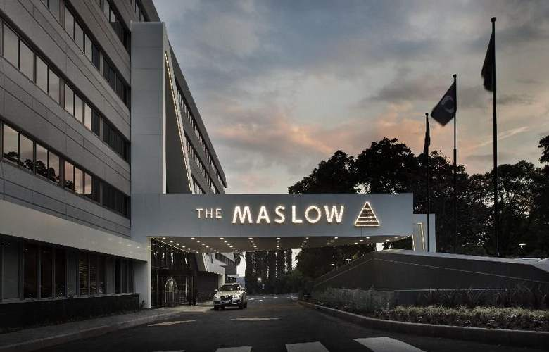 The Maslow Hotel - Hotel - 0