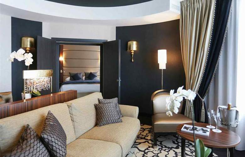 Le Regina Biarritz Hotel & Spa - Room - 56