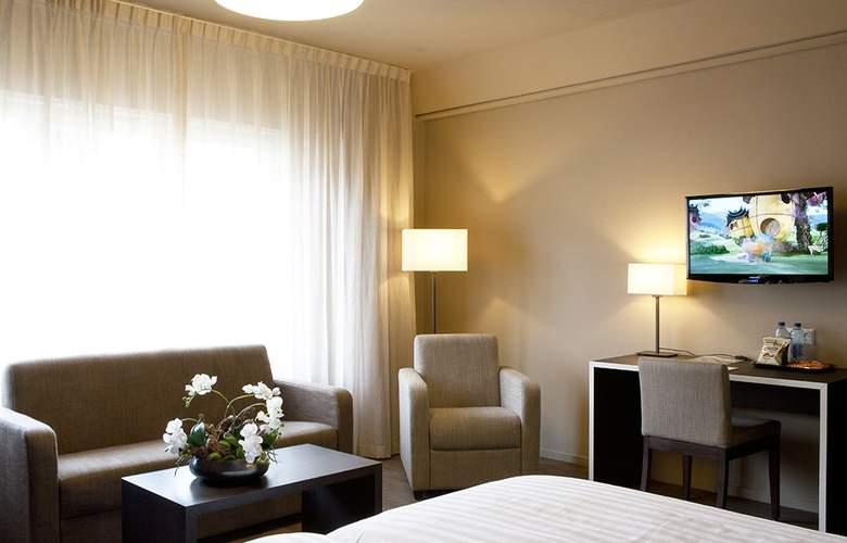 Fletcher Hotel-Restaurant Het Witte Huis Soest - Room - 5