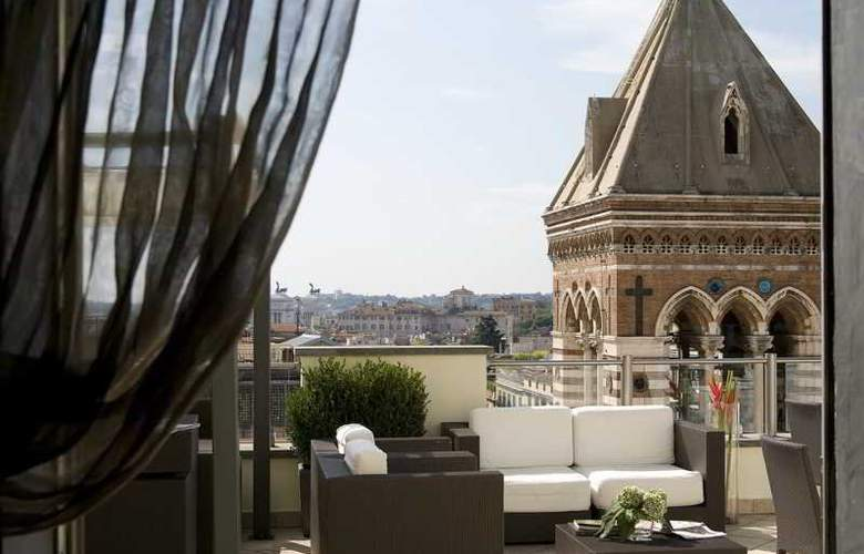 La Griffe Roma Mgallery Collection - Restaurant - 24