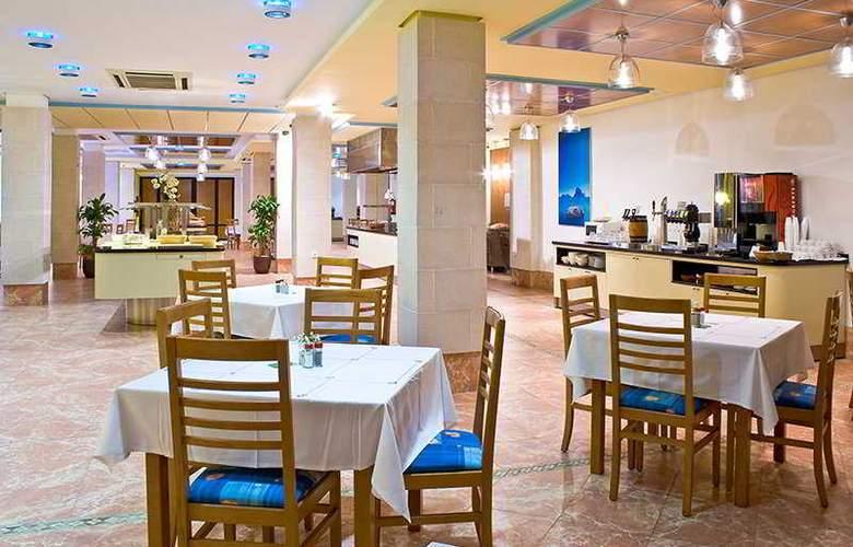 Azuline Rosamar - Restaurant - 8