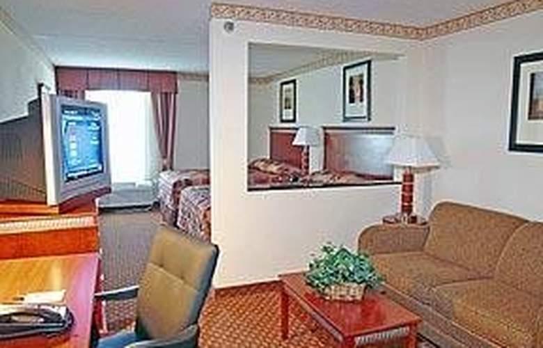 Comfort Suites Northlake - Room - 5