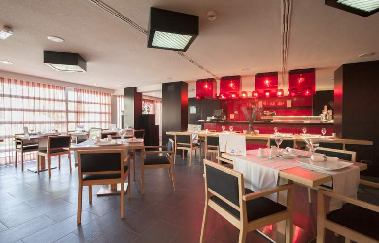 Hipotels Mediterraneo - Restaurant - 34