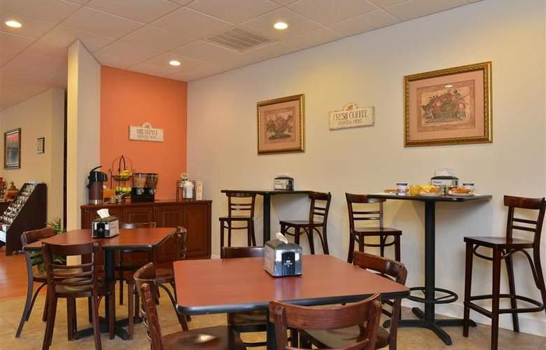 Best Western Lake Hartwell Inn & Suites - Restaurant - 62