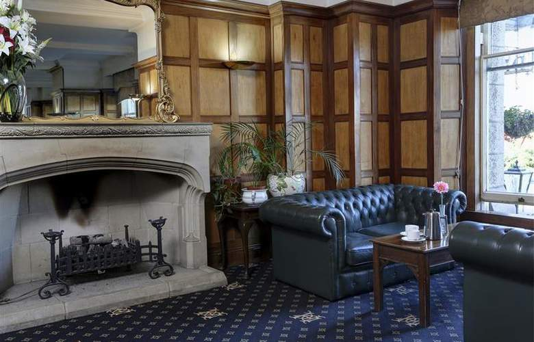 Best Western Duke Of Cornwall Hotel - Bar - 87