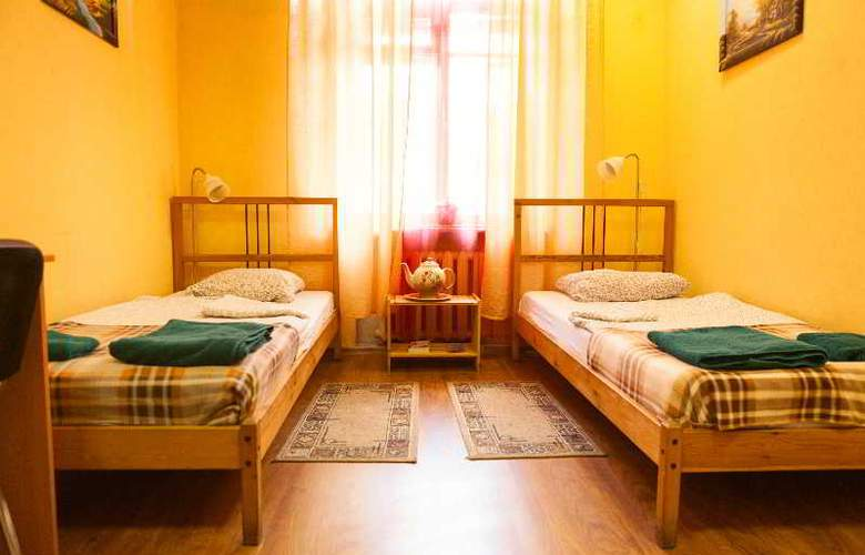 Moscow Home Hostel - Room - 11