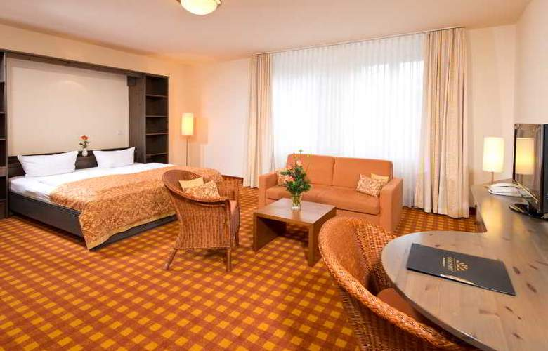 Gold Inn Hotel Prinz Eugen - Room - 6
