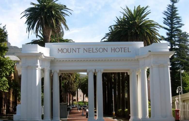 Belmond Mount Nelson - Hotel - 9