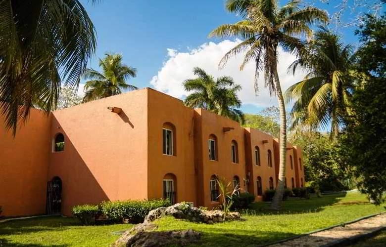 Villas Arqueológicas Chichén Itzá - Hotel - 1