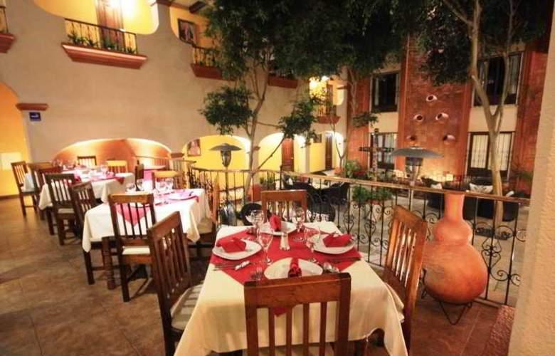Mansion del Valle - Restaurant - 9