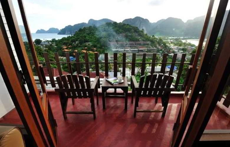 Phi Phi Arboreal Resort - Terrace - 11