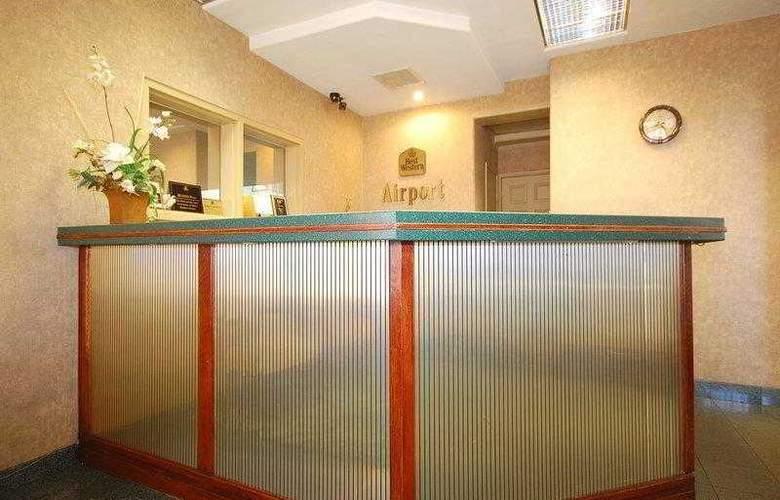 Best Western Airport Plaza Inn - Hotel - 3