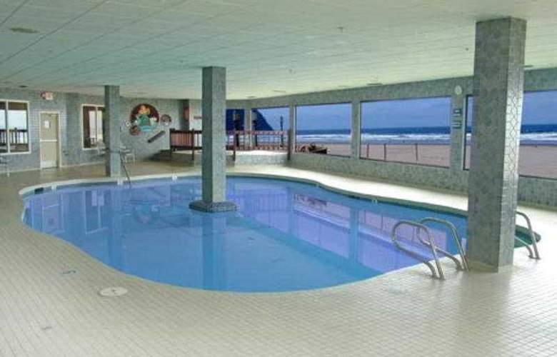 Shilo Inn Suites Oceanside Hotel Seaside - Pool - 3